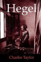 Hegel (Paperback)