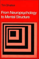 From Neuropsychology to Mental Structure (Paperback)