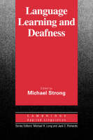 Language Learning and Deafness