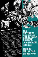 The National Question in Europe in Historical Context (Paperback)