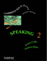 Speaking 2 Student's book: Level 2: Intermediate - Cambridge Skills for Fluency (Paperback)