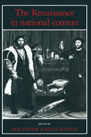 The Renaissance in National Context (Paperback)