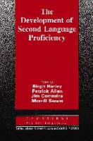 The Development of Second Language Proficiency - Cambridge Applied Linguistics (Paperback)