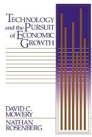 Technology and the Pursuit of Economic Growth (Paperback)