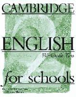Cambridge English for Schools 2 Workbook (Paperback)