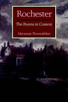 Rochester: The Poems in Context (Hardback)