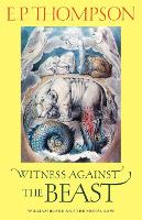 Witness against the Beast: William Blake and the Moral Law (Paperback)