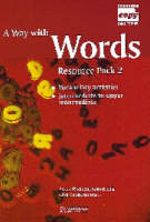 A Way with Words Resource Pack 2 - Cambridge Copy Collection (Spiral bound)
