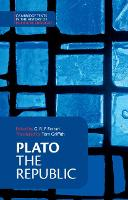 Cambridge Texts in the History of Political Thought: Plato: 'The Republic' (Paperback)