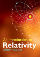 An Introduction to Relativity (Hardback)