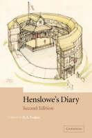 Henslowe's Diary (Paperback)