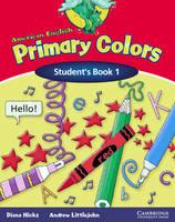 American English Primary Colors 1 Student's Book (Paperback)
