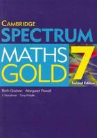 Spectrum Maths Gold 7 Second Edition - Spectrum Mathematics (Paperback)