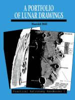 A Portfolio of Lunar Drawings - Practical Astronomy Handbooks (Paperback)