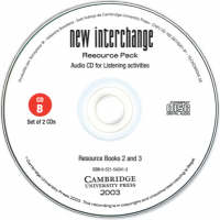 New Interchange Resource Pack Audio CDs (CD-Audio)