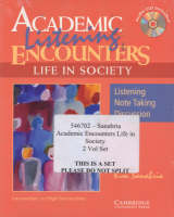 Academic Encounters Life in Society 2 Book Set (Reading Student's Book and Listening Student's Book with Audio CD): Reading Student's Book and Listening Student's Book