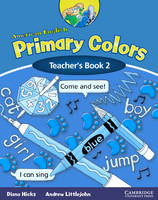 American English Primary Colors 2 Teacher's Book (Paperback)