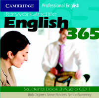 English365 3 Audio CD Set (2 CDs) (CD-Audio)