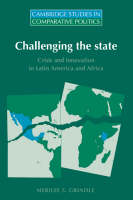 Cambridge Studies in Comparative Politics: Challenging the State: Crisis and Innovation in Latin America and Africa (Paperback)