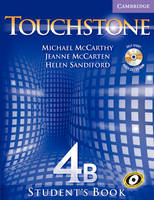 Touchstone Level 4 Student's Book B with Audio CD/CD-ROM