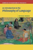 An Introduction to the Philosophy of Language