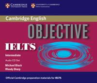 Objective IELTS Intermediate Audio CDs (3) - Objective (CD-Audio)