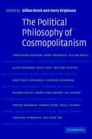 The Political Philosophy of Cosmopolitanism (Paperback)