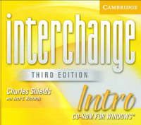 Interchange Intro CD ROM (CD-ROM)