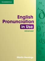 English Pronunciation in Use Advanced Book with Answers (Paperback)