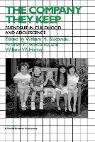The Company They Keep: Friendships in Childhood and Adolescence - Cambridge Studies in Social and Emotional Development (Paperback)