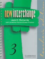 New Interchange Teacher's Edition 3: Level 3: English for International Communication (Paperback)