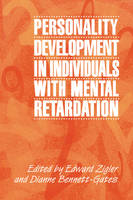 Personality Development in Individuals with Mental Retardation (Paperback)