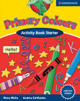 Primary Colours Activity Book Starter (Paperback)