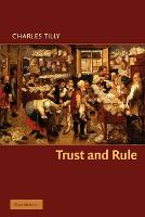 Cambridge Studies in Comparative Politics: Trust and Rule (Paperback)