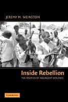 Cambridge Studies in Comparative Politics: Inside Rebellion: The Politics of Insurgent Violence (Paperback)