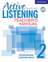 Active Listening 2 Teacher's Manual with Audio CD