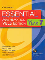 Essential Mathematics VELS Edition Year 7 Pack With Student Book, Student CD and Homework Book: for VELS Level 7 - Essential Mathematics