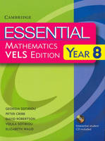 Essential Mathematics VELS Edition Year 8 Pack With Student Book, Student CD and Homework Book - Essential Mathematics