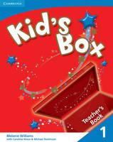 Kid's Box 1 Teacher's Book (Paperback)