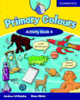 Primary Colours Level 4 Activity Book: Level 4 - Primary Colours (Paperback)
