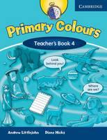 Primary Colours Level 4 Teacher's Book (Paperback)