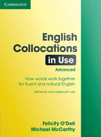 English Collocations in Use: Advanced (Paperback)