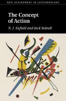 The Concept of Action - New Departures in Anthropology (Paperback)