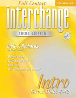 Interchange Third Edition Full Contact Intro Part 3 Units 9-12