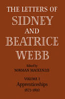 The Letters of Sidney and Beatrice Webb 3 Volume Paperback Set