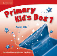 Primary Kid's Box Level 1 Audio CDs (2) Polish edition (CD-Audio)