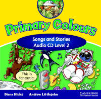 Primary Colours 2 Songs and Stories Audio CD (CD-Audio)