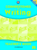 Cornerstones for Writing Reception Teacher's Book and CD - Cornerstones