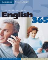 English365 1 Student's Book: For Work and Life (Paperback)