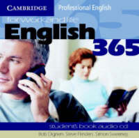 English365 1 Audio CD Set (2 CDs): For Work and Life (CD-Audio)